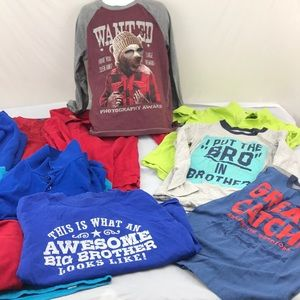 Other - 5 lb lot of boys sz M/8 clothing assortment